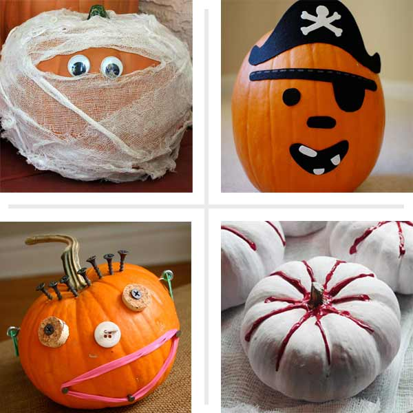 pumkin carving alternatives