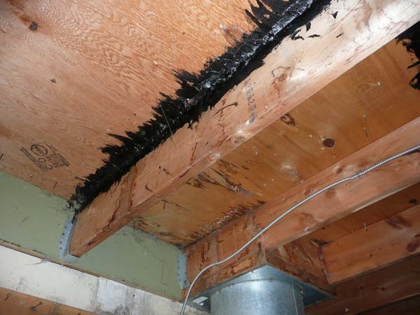 Inside Job from This Old House's Home Inspection Nightmares Number twenty-nine