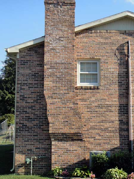 A Little to the Left, and Out a Little More from This Old House's Home Inspection Nightmares Number twenty-nine
