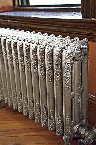 heating up radiators effectively, homeowner survival skills