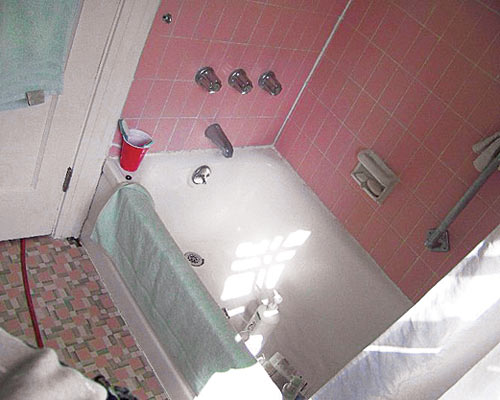 painting question and answers change color of bath tiles