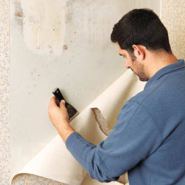 Removing wallpaper from plaster walls your toughest Priming walls before painting