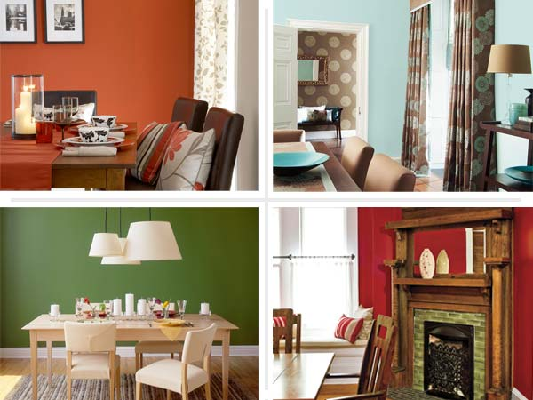dining room color ideas our fave colorful dining rooms | hgtv
