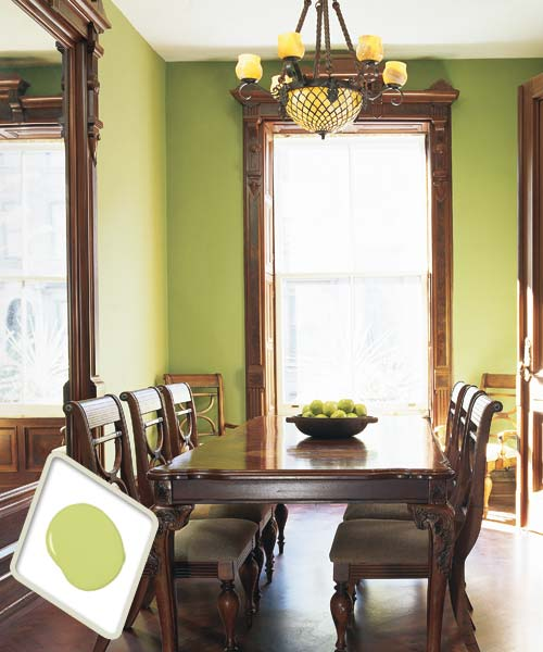 apple green best colors for dining room drama this