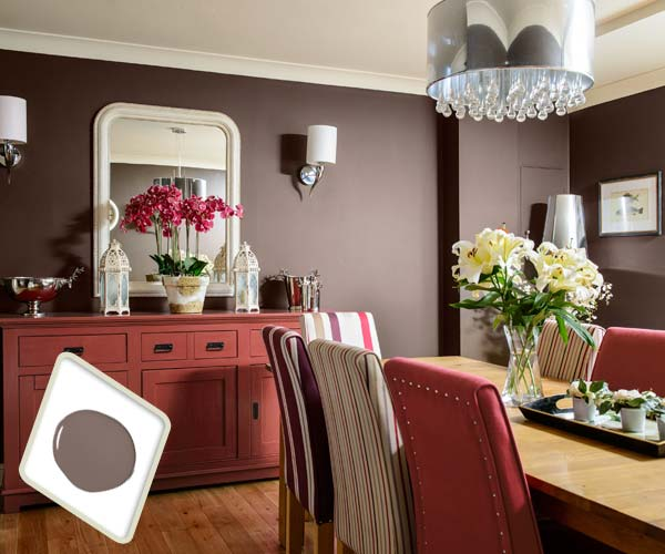 Warm Gray | Best Colors for Dining Room Drama | This Old House