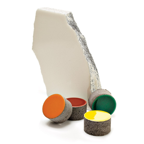 The Competition: Enameled Lava | All About Stone ...