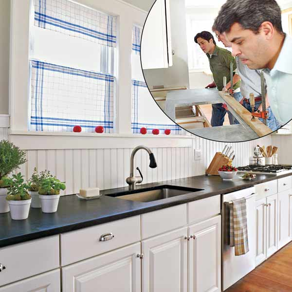 all about stone kitchen countertops installing stone countertop
