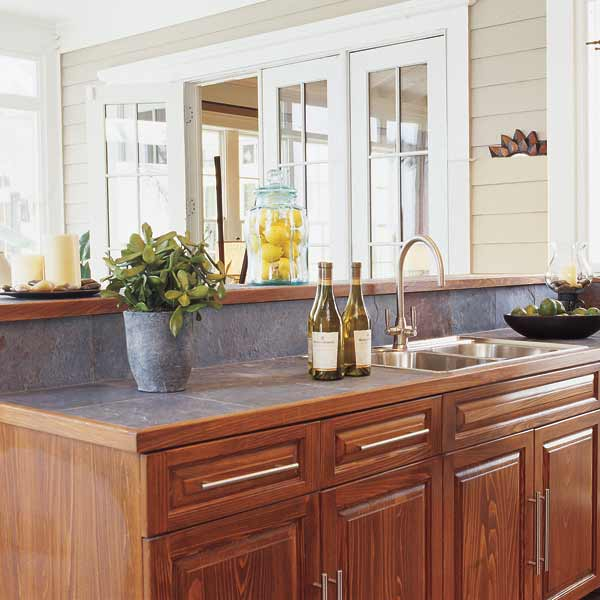 all about stone kitchen countertops