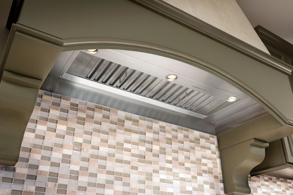 Kitchen: Racket reducer range hood from the TOH Top 100 Best New Home Products 2013