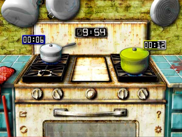 Kitchen App: Dirty Kitchen Cooking Timer from the TOH Top 100 Best New Home Products 2013