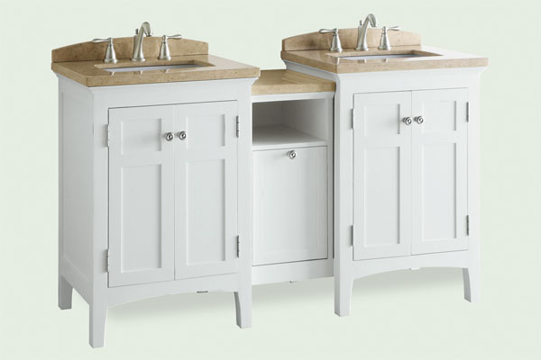 Bath: Puzzle-solving vanity set from the TOH Top 100 Best New Home Products 2013
