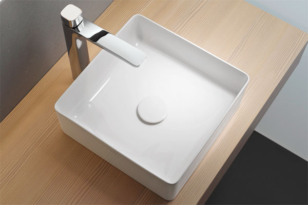 Bath: Svelte sink material from the TOH Top 100 Best New Home Products 2013