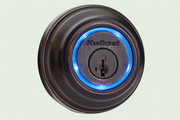 Home Tech: Magic-touch lock  from the TOH Top 100 Best New Home Products 2013