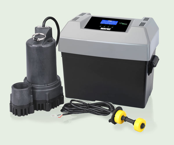 Home Tech: Battery nanny sump pump from the TOH Top 100 Best New Home Products 2013