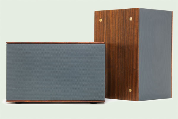 Home Tech: So long, black plastic; hello, walnut speakers from the TOH Top 100 Best New Home Products 2013