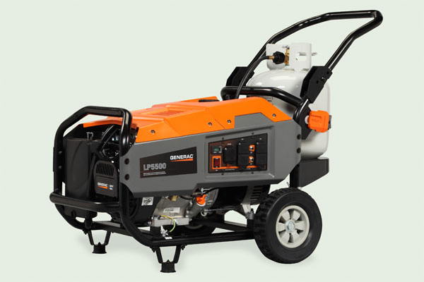 Home Tech: Propane power player portable generator  from the TOH Top 100 Best New Home Products 2013