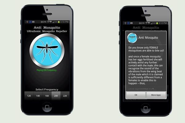 Outdoor Living App: Mosquito Repellent  from the TOH Top 100 Best New Home Products 2013