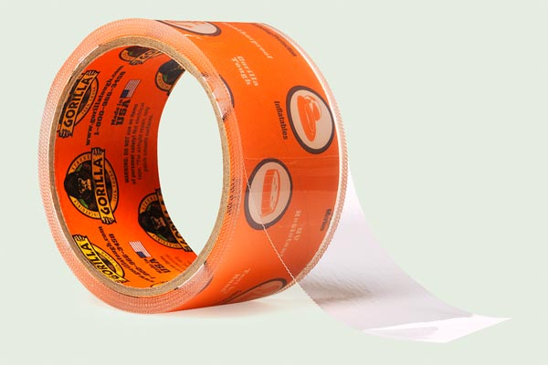 Building Products: Tough tape you can't see  from the TOH Top 100 Best New Home Products 2013