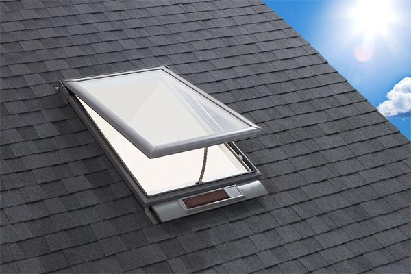 Building Products: Sun-powered skylight from the TOH Top 100 Best New Home Products 2013