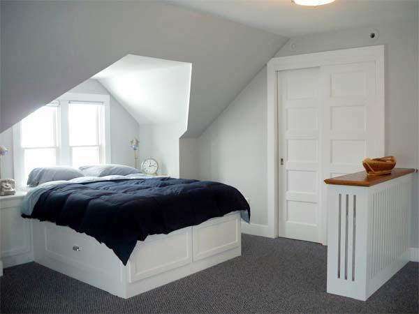 2013 reader remodel after attic guest room