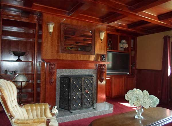 2013 reader remodel after coffered ceiling family room
