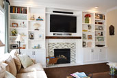 Best Built-Ins Before and Afters 2013