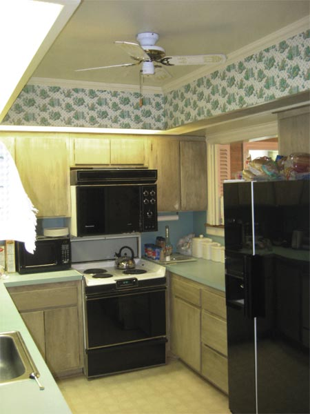 Remodel Vision Supported by Parents: Before from this old house's Best Kitchen Before and Afters 2013