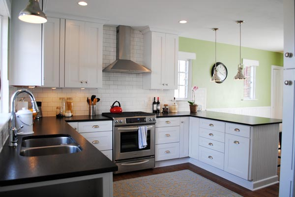 Honoring Traditional Detail: After from this old house's Best Kitchen Before and Afters 2013