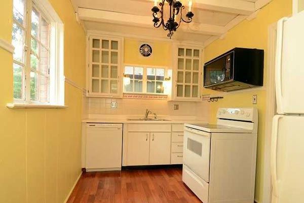Honoring Traditional Detail: Before from this old house's Best Kitchen Before and Afters 2013