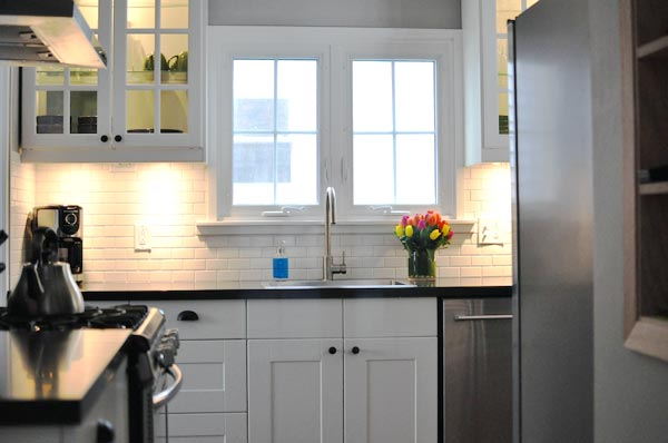 Getting Creative on How to Optimize Space: After from this old house's Best Kitchen Before and Afters 2013