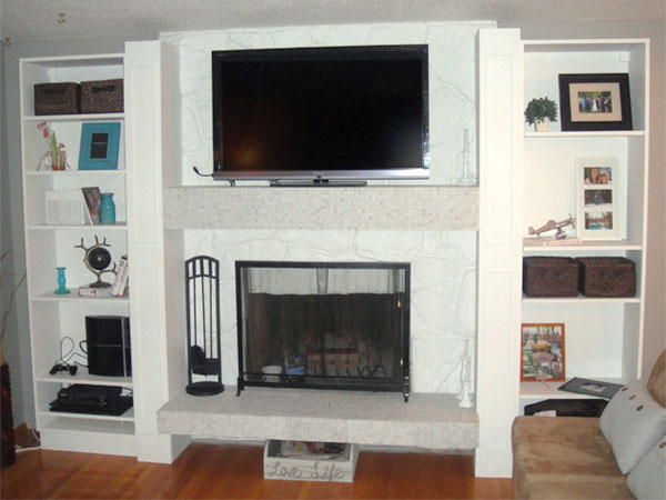 reader remodel contest best of mantels and fireplaces 2013