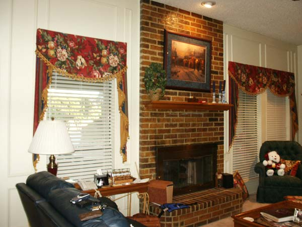 A Cozy Fireplace Focal Point Before Best Fireplace
