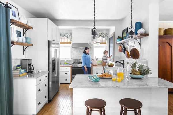 Best Kitchen Redo: After | One-Room Wonder Reader Remodel Winners ...