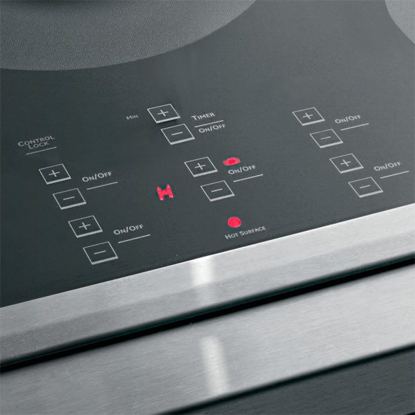 Fiddle With the Controls when shopping for a high-powered cooktop induction unit