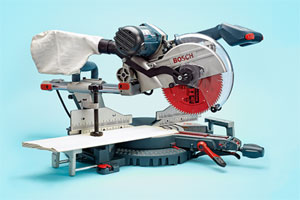 an example of a Sliding Compound Miter Saw from TOH Tested