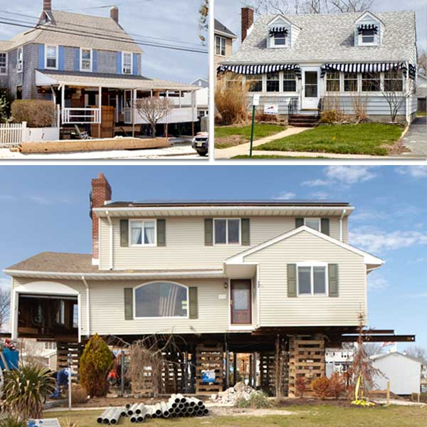 Three houses on the mend with This Old House's Jersey Shore Recovers Project