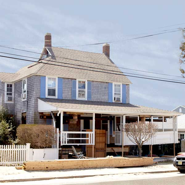 Bay Head: An 1880s Shore Cottage from the This Old House Jersey Shore Recovers Project