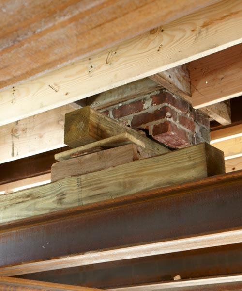 Bay Head: Chimney Fix from the This Old House Jersey Shore Recovers Project