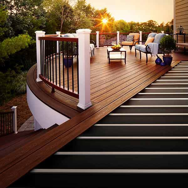 Steel deck framing stronger safer smarter how to build for Building a composite deck