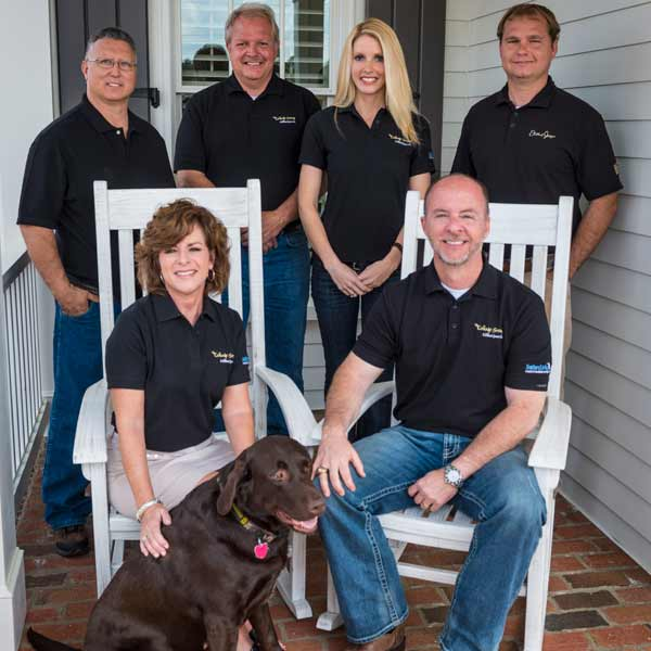 southern living this old house all american cottage construction and decorating team