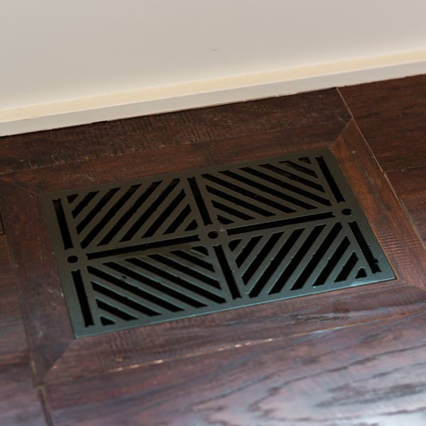 southern living this old house all american cottage iron floor registers