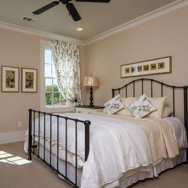 southern living this old house all american cottage guest bedroom