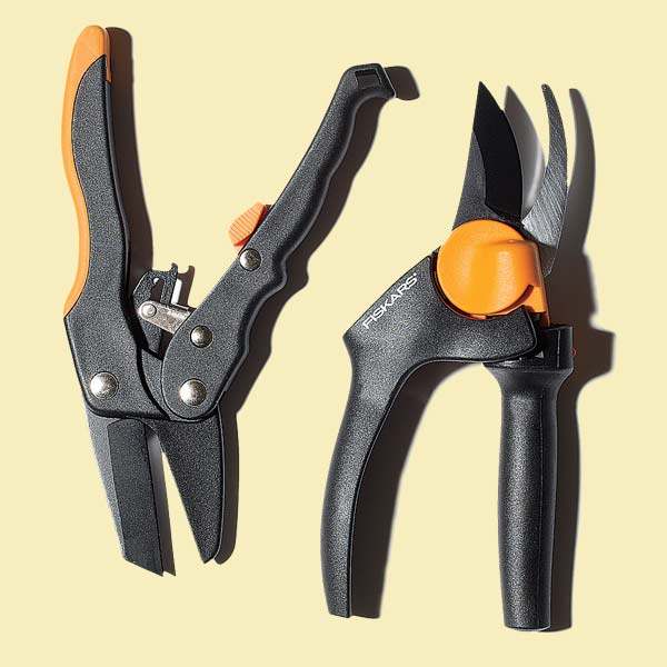 feel good gardening gear comfort pruner