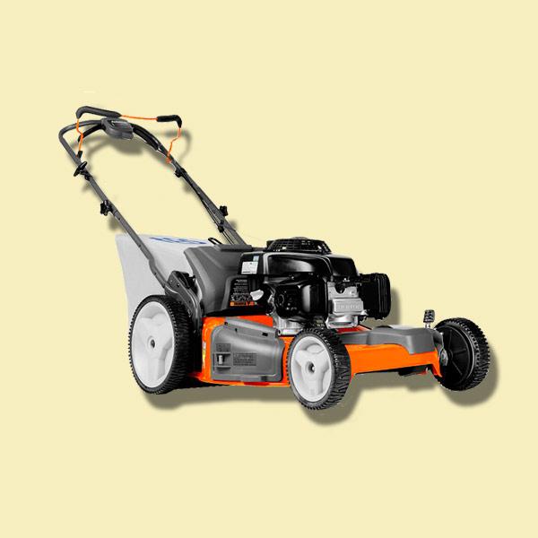 self propelling lawn mower, feel good garden gear