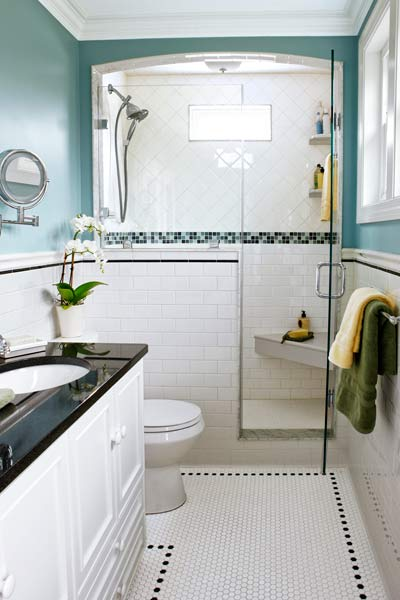 look into the shower 23 savvy and inspiring small bath