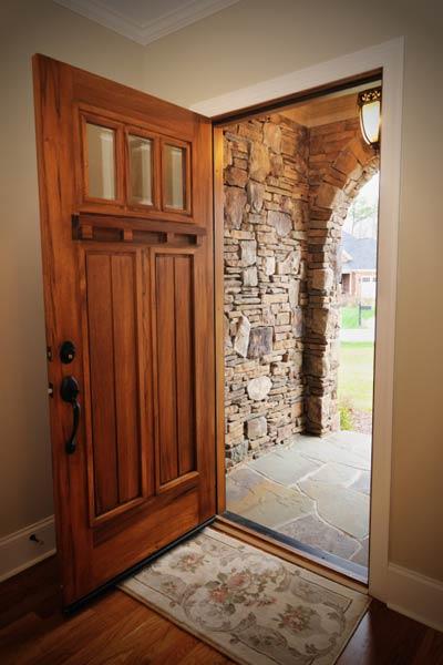 front door with clean doormat, april fast fixes easy upgrades