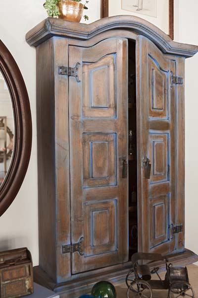 Color Wash Transform Furniture With A Painted Patina This Old House