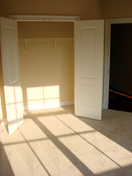 Plan The Interior to redo your bedroom closet