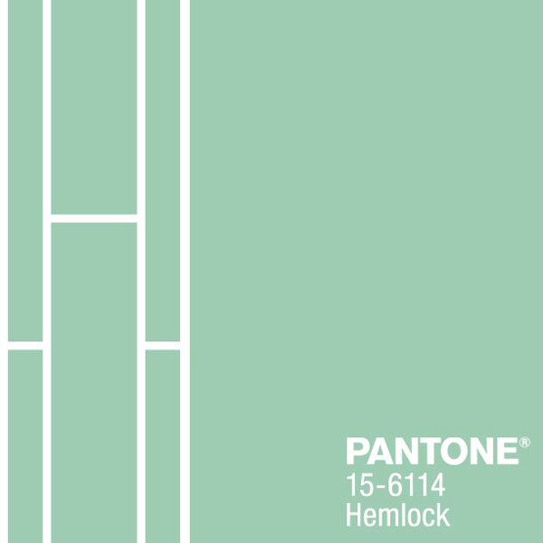 hemlock green from pantone color of month may 2014