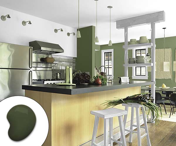 Gone Green Cook Space Color Of The Month December 2014